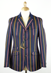 Gabicci vintage boating style blazer from Atom Retro £115.50