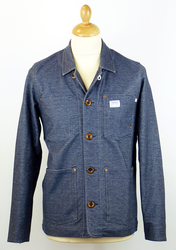 The Rochester FARAH 1920 mod train driver jacket from Atom Retro £70