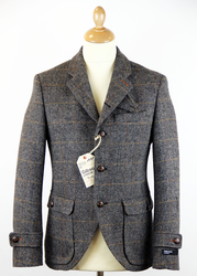 Gison Tweed 3-button blazer from Atom Retro £150