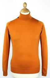 John Smedley at Atom Retro belvoir_butternut sweater £63