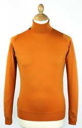 John Smedley at Atom Retro belvoir_butternut sweater £63