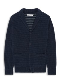 Ben Sherman double faced bonded knitted blazer £47.50