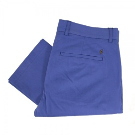 Gabicci vintage 1973 cobalt trousers from Stuarts London £29.99