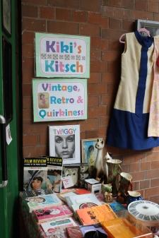 Kiki & Honey's kitsch stall