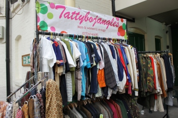 Tattybojangles Stall
