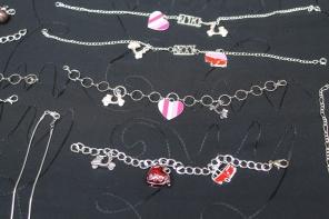 Handmade jewelry by Suzi's Scoots