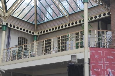 Mezzanine level inside the Light House Media Centre