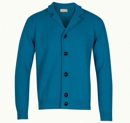 John Smedley GOWAN wool & cashmere jacket £153