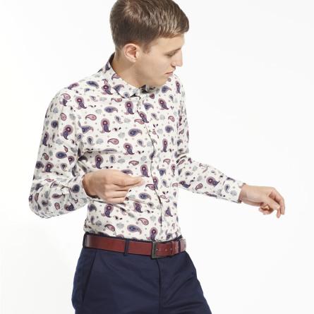 Merc Paisley Shirt £39