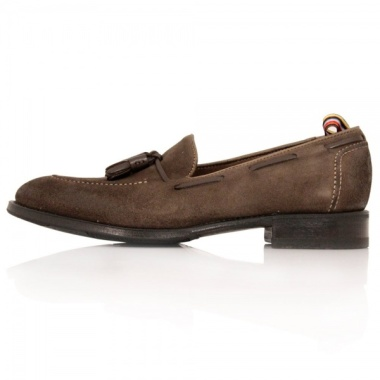 Paul Smith brown graham loafer £169 from Stuarts London