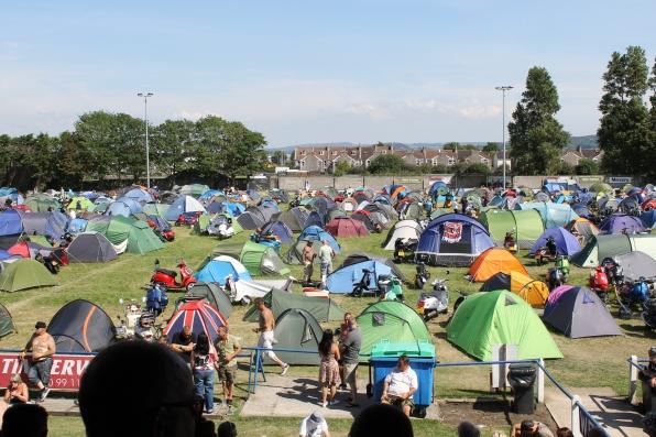 Rugby Club campsite