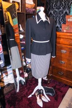 Viyella monochrome jacket £6