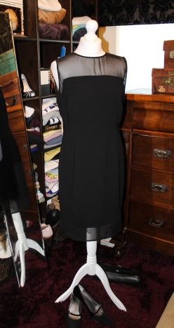 Little black dress £9