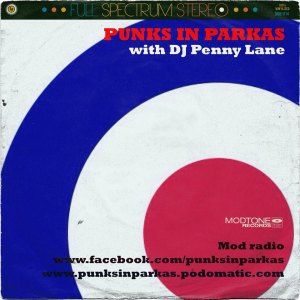 Click to listen to Penny's previous Punks in Parkas on Podomatic!